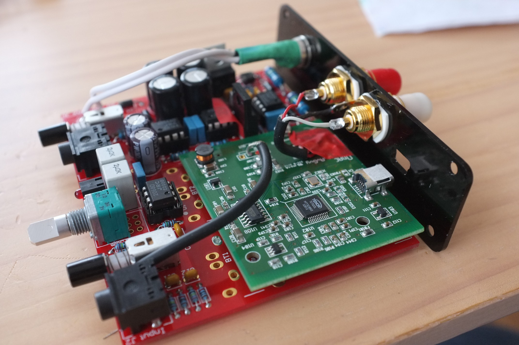 Objective2 Headphone Amplifier and ODAC | Koenig's DIY